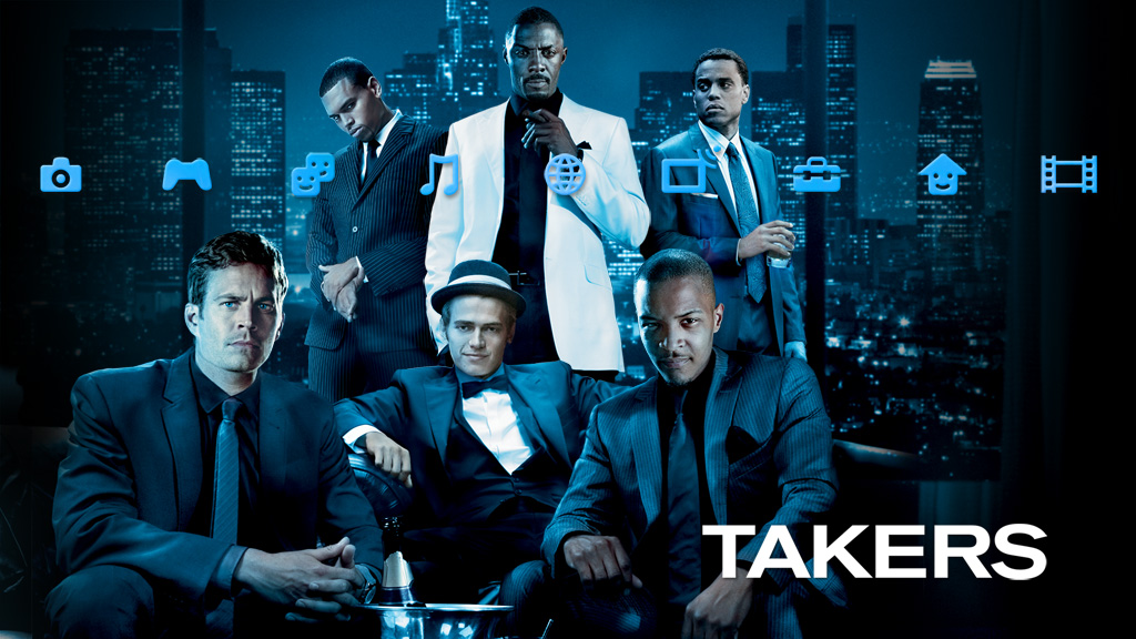 Takers: Brass Creative